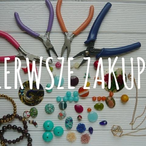 Qrkoko.pl - Zakup pierwszych narzędzi i elementów do tworzenia biżuterii
