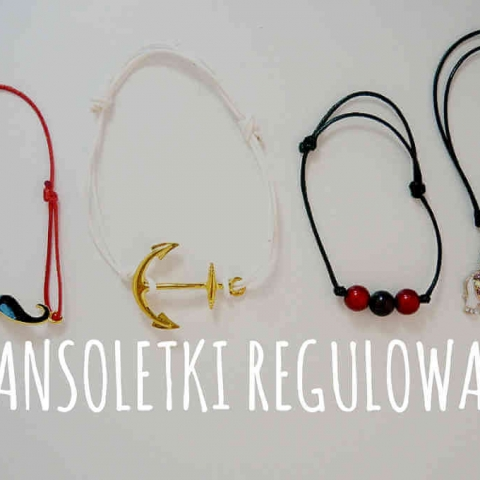 Qrkoko.pl - Jak zrobić regulowaną bransoletkę ze sznurka?