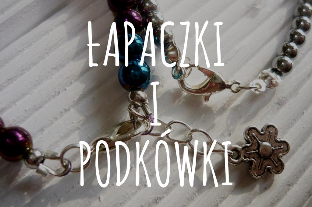 Qrkoko.pl - Jak zrobić zapięcie używając łapaczek i podkówek?