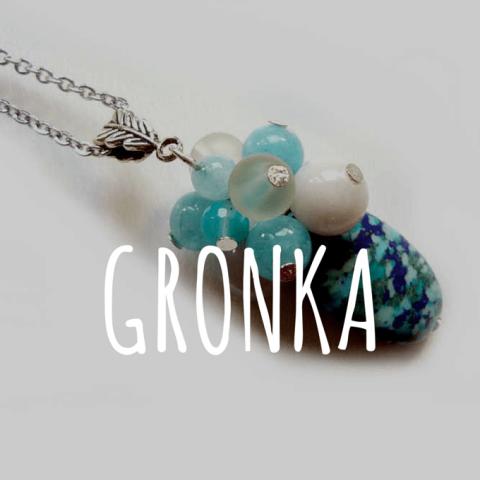 Qrkoko.pl - zawieszka gronka prosty sposób