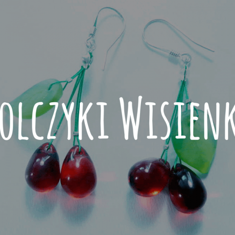 Qrkoko.pl - Wyjątkowy sposób na kolczyki wisienki!