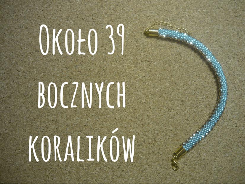 Qrkoko.pl - Jak zrobić płaski sznur szydełkowo-koralikowy? [OPIS + 6 WZORÓW]