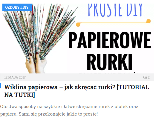 Qrkoko.pl - Torba papierowa