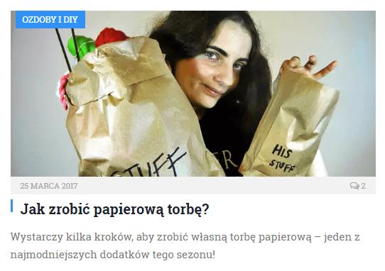 Qrkoko.pl - Wiklina papierowa - jak skręcać rurki?