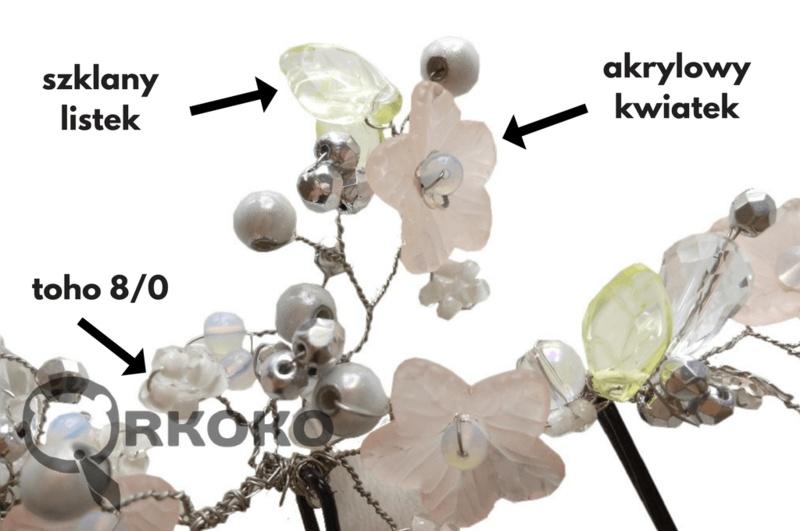 Wianek ślubny DIy - Qrkoko.pl