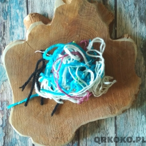 Qrkoko.pl - KURS AMIGURUMI: podstawowe materiały