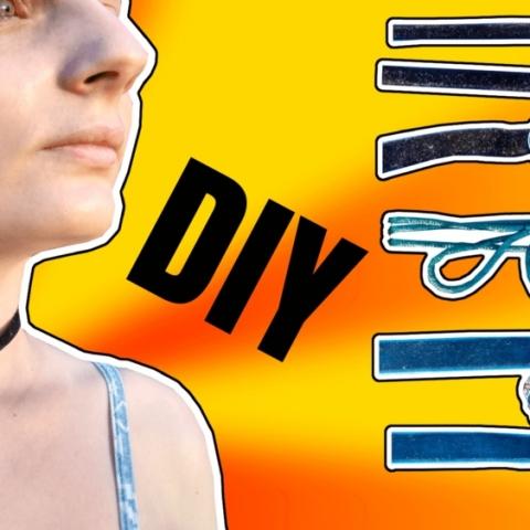 Qrkoko.pl - Choker DIY – 6 sposobów na tanią i modną biżuterię NA LATO!