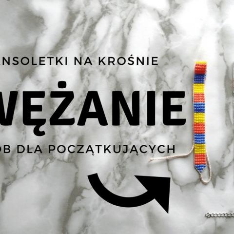 Qrkoko.pl - Bransoletka na krośnie